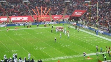 RFID: The Revolution in American Football – Directly from the Wembley Stadium!