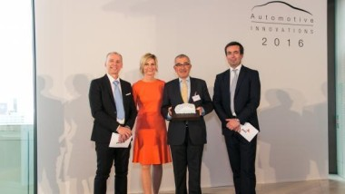 AutomotiveINNOVATIONS-Award 2016 geht an Faurecia