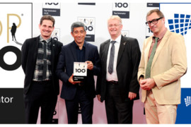 Der TOP 100-Award – Innovationspreis für CBTL!