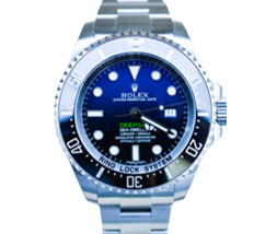 "Rolex – Sea – Dweller Deepsea D-Blue ""JAMES CAMERON"""