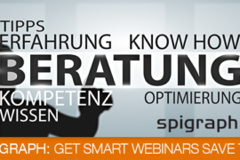 "Neues Spigraph Get Smart Webinar: Digitale Transformation am Beispiel ""Patientenakte"""