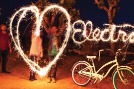 Happy Birthday! Electra Bicycle wird 25!