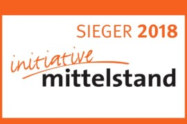 Siegerbekanntgabe INNOVATIONSPREIS-IT 2018