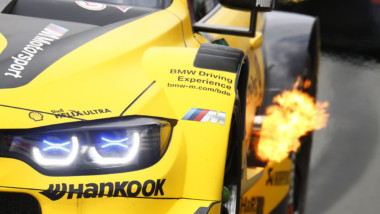 Die DTM zu Gast beim Goodwood Festival of Speed
