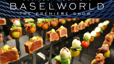 The culinary highlights at Baselworld