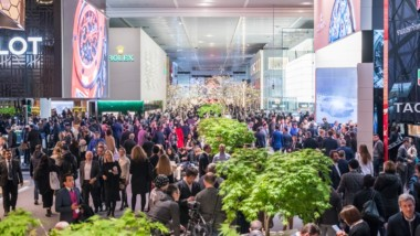 NUMEROUS INNOVATIONS FOR BASELWORLD 2019