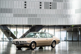 The BMW Garmisch : BMW pays homage to design visionary Marcello Gandini
