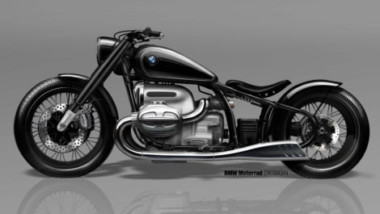 BMW Motorrad Concept R18: The tradition and future of BMW Motorrad melded into one perfectly shaped Custom Bike