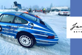 The GP ICE RACE.