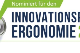 brainLight: Nominiert für den Innovationspreis Ergonomie 2020