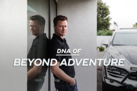 DNA OF BEYOND ADVENTURE