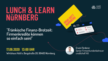 LUNCH AND LEARN NüRNBERG