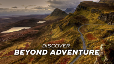 DISCOVER BEYOND ADVENTURE
