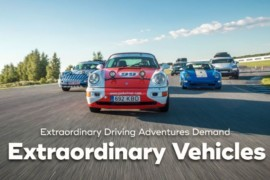 Extraordinary Vehicles