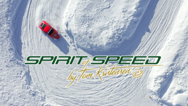 The Perfect Christmas Gift –  Spirit of Speed Arctic!