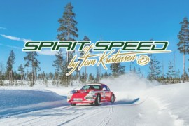 SPIRIT OF SPEED ARCTIC IS CALLING IN JANUARY 2022!